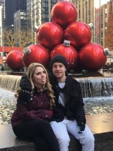 Rockefeller Center siblings