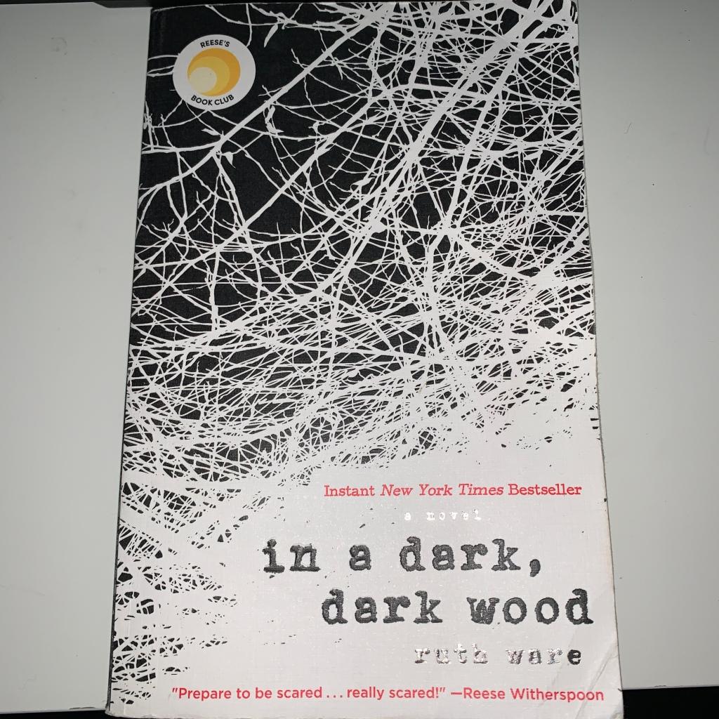 in a dark, dark wood ruth ware